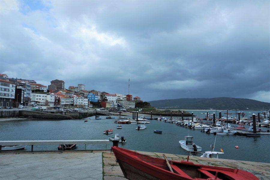 El puerto de Fisterra, qué ver en Finisterre