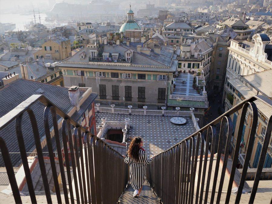 Génova, necesito seguro de viaje para Europa