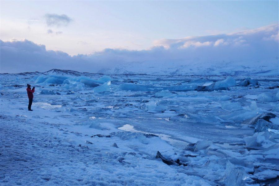 Glaciares de Islandia