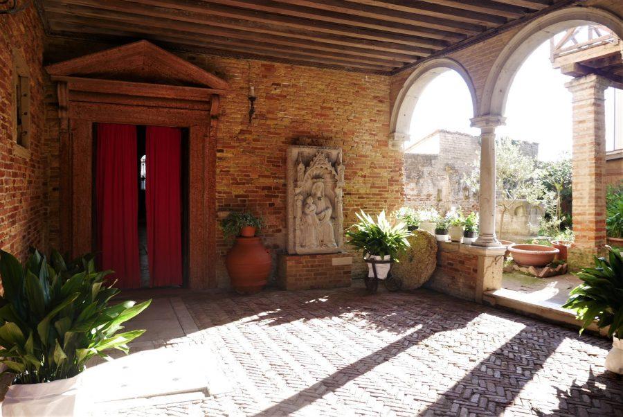 Iglesia de Mazzorbo, islas de Venecia