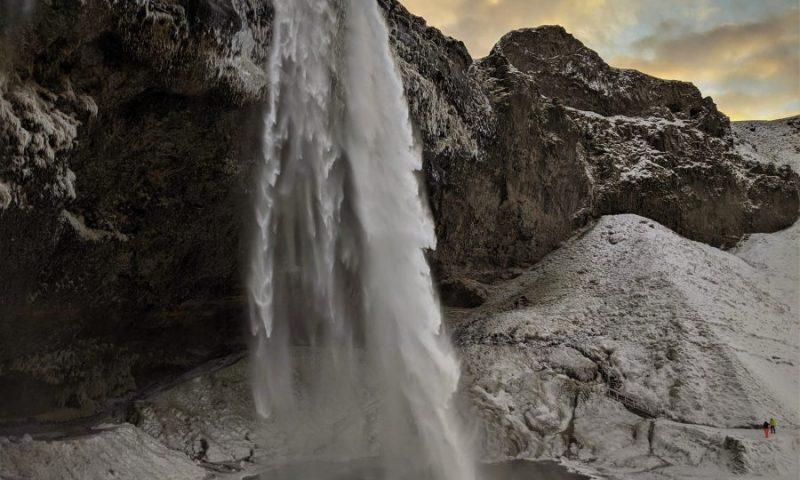 Lugares que ver en Islandia en invierno