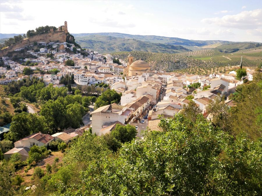 Montefrío, el Poniente de Granada