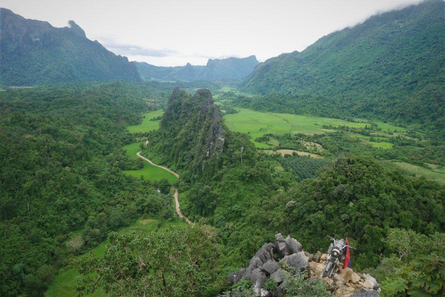 Nam Xay Top View, Qué hacer en Vang Vieng Laos