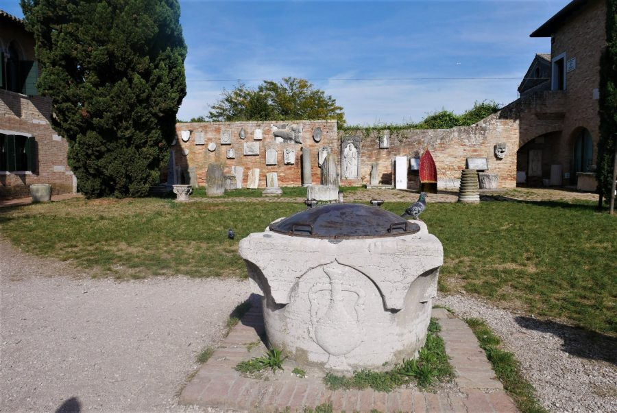 Patrimonio antiguo de Torcello
