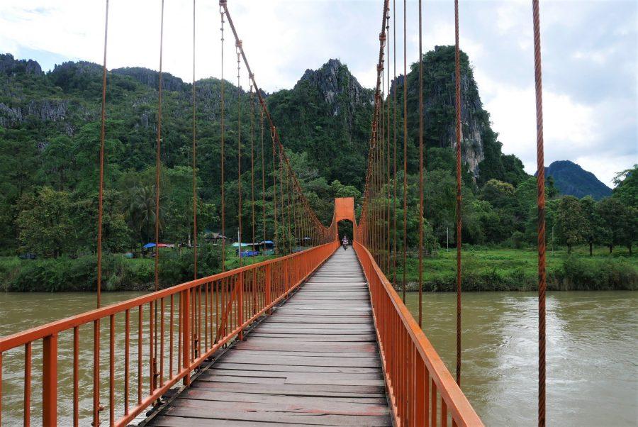 Naturaleza de Vang Vieng