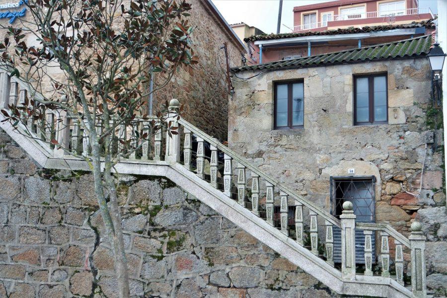 Qué ver en Finisterre, casco viejo