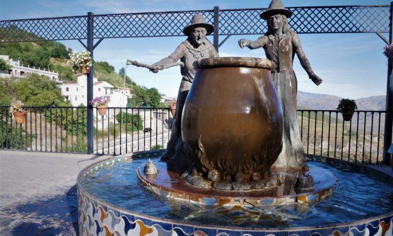 Qué ver en Soportújar el pueblo de las brujas en la Alpujarra