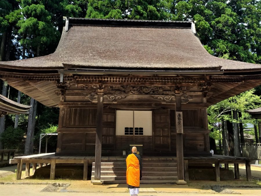 Templos de Koyasan, Wakayama