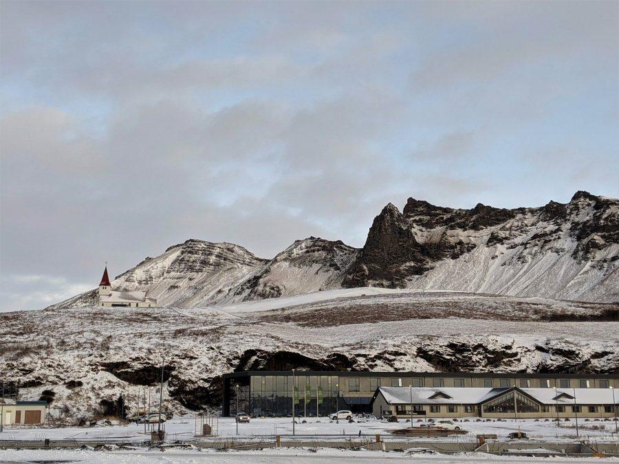 Vík, el pueblo más al sur de Islandia