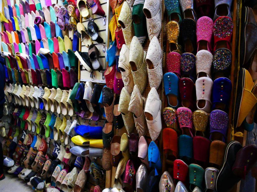 Babuchas en Rabat