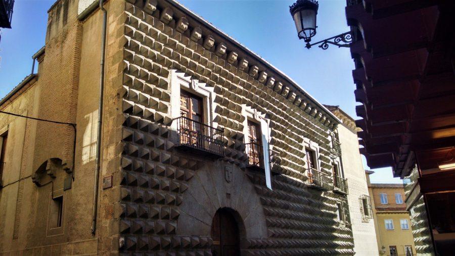 Casa de los Picos, Segovia