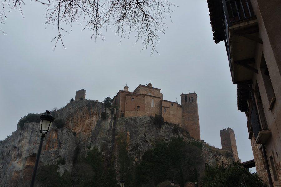 Castillo y colegiata de Alquézar, Huesca