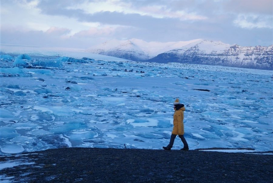 El lago glaciar más grande de Islandia, excursiones en Reykjavik