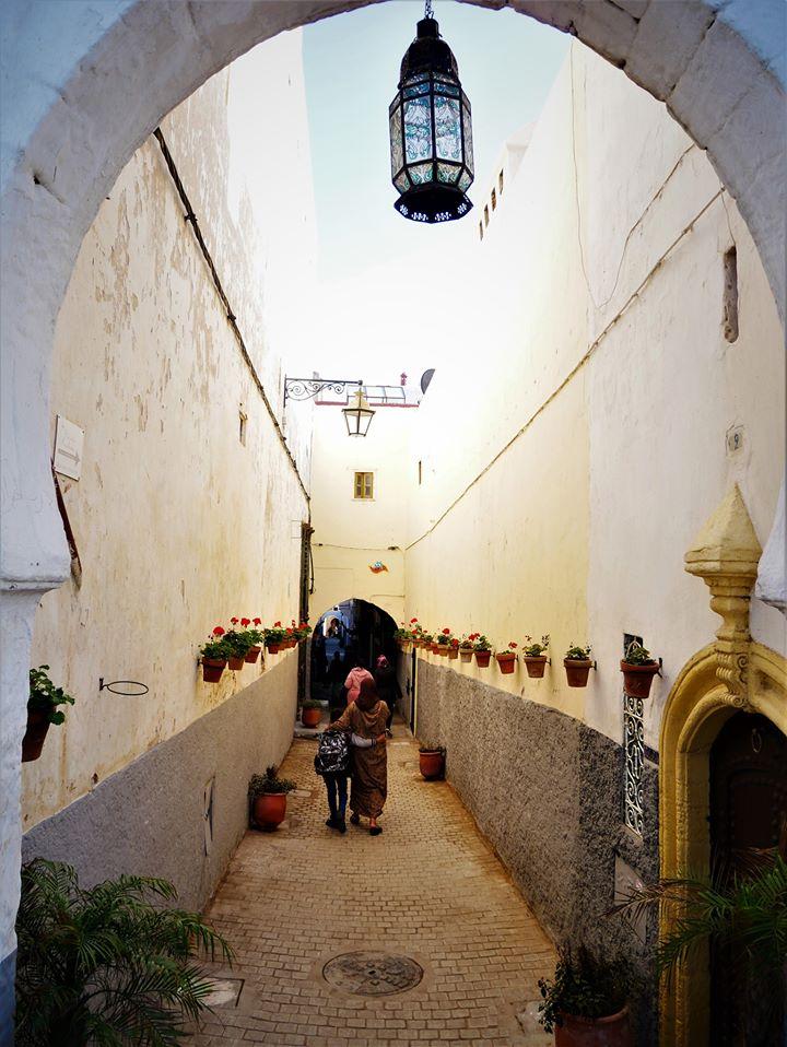 Entrada a la medina de Rabat