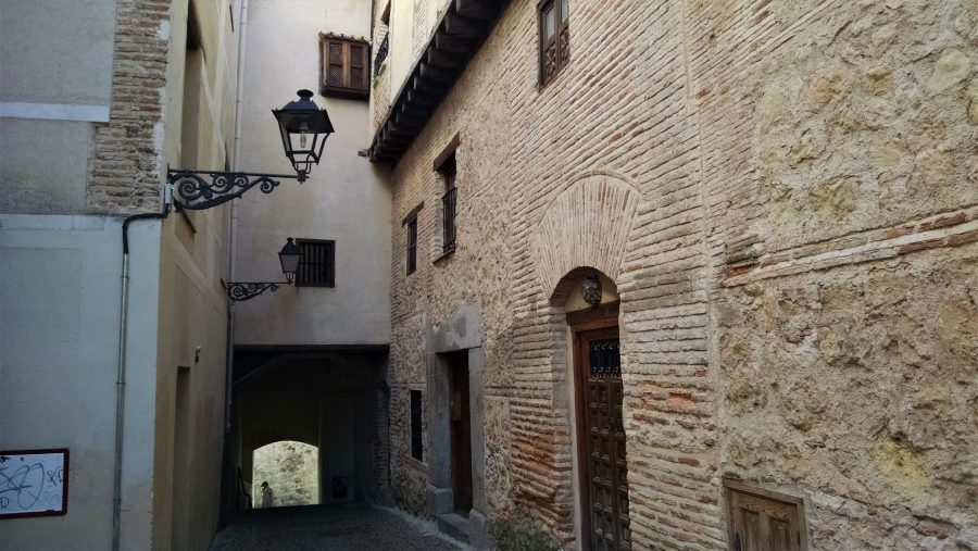 La Judería, Segovia