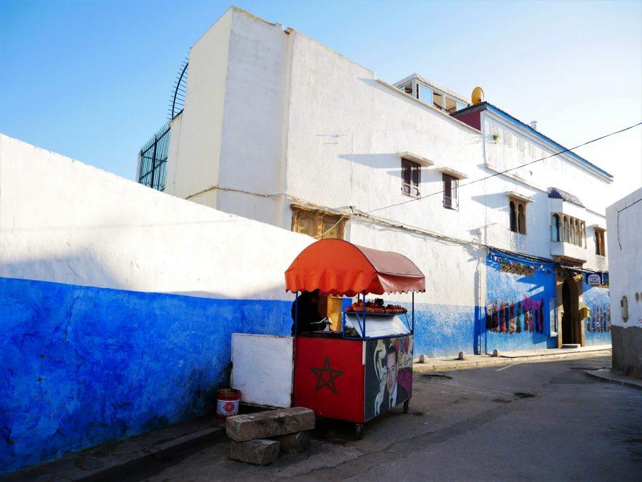 La kasbah, qué ver en Rabat, la capital de Marruecos
