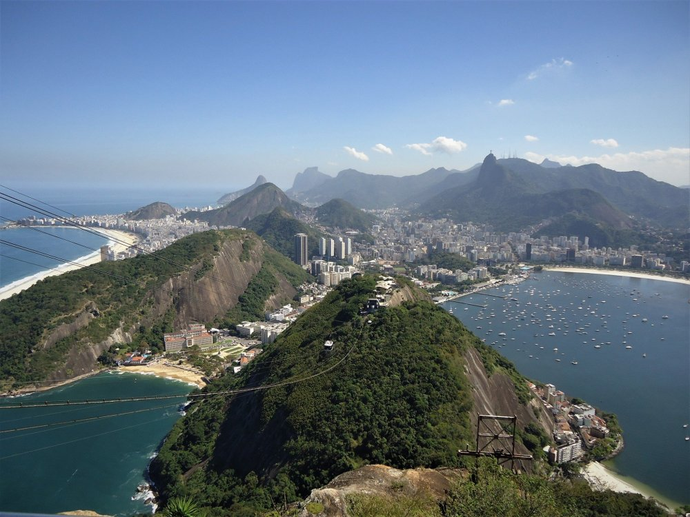 Pan de Azúcar, viajar a Brasil por libre ruta de 20 días