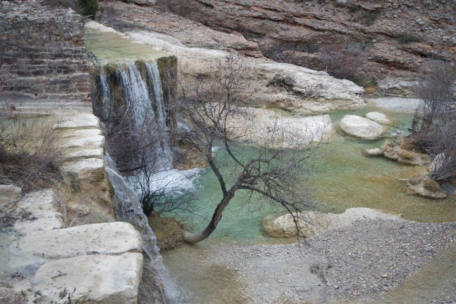 Senderismo por el río Vero en Alquézar