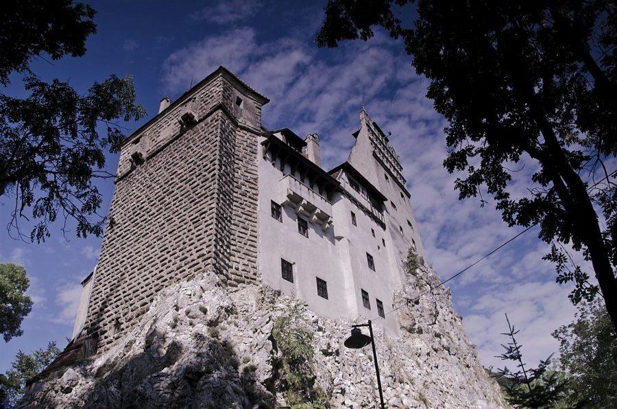 el castillo del conde Drácula en Rumanía