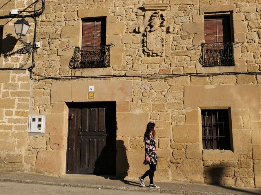 Casas blasonadas de Sajazarra