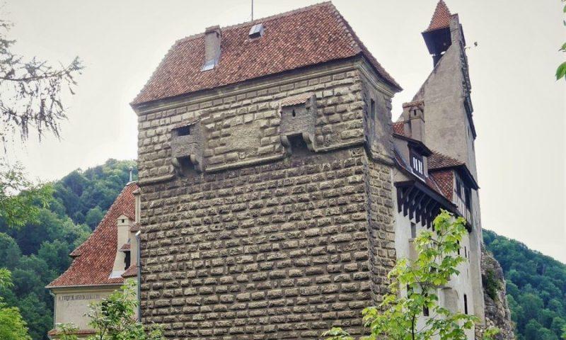 Castillo de Bran, El castillo del conde Drácula en Rumanía