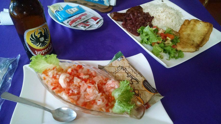 Ceviche, Costa Rica, platos típicos del mundo