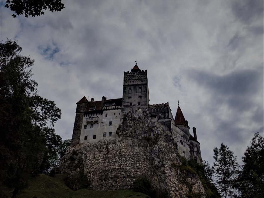 El castillo del conde Drácula en Rumanía, Bran