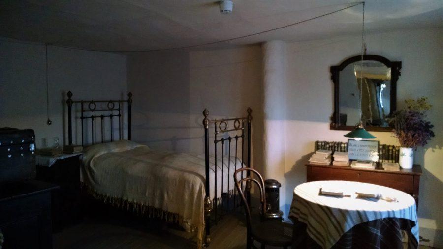 Habitación de Antonio Machado
