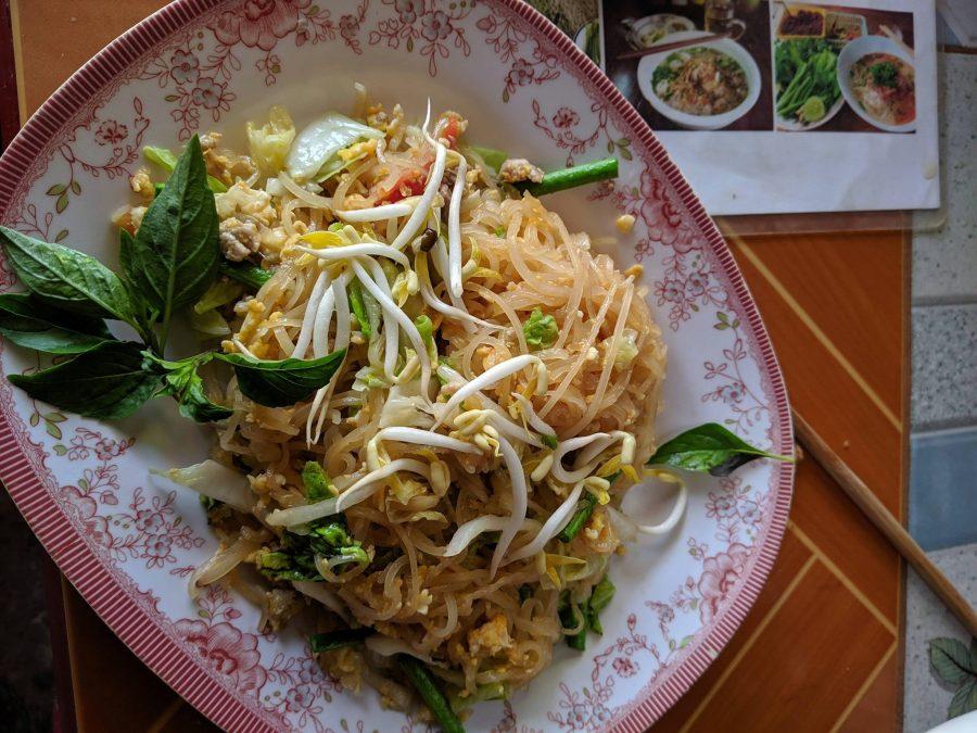 Pad Thai, plato típico de Tailandia