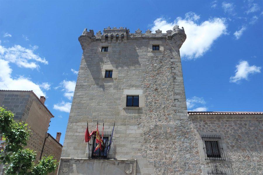 Torreón de los Guzmanes, qué ver en Ávila en un día