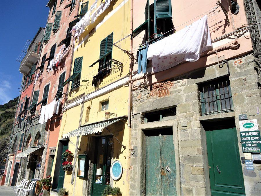 Casas de Vernazza