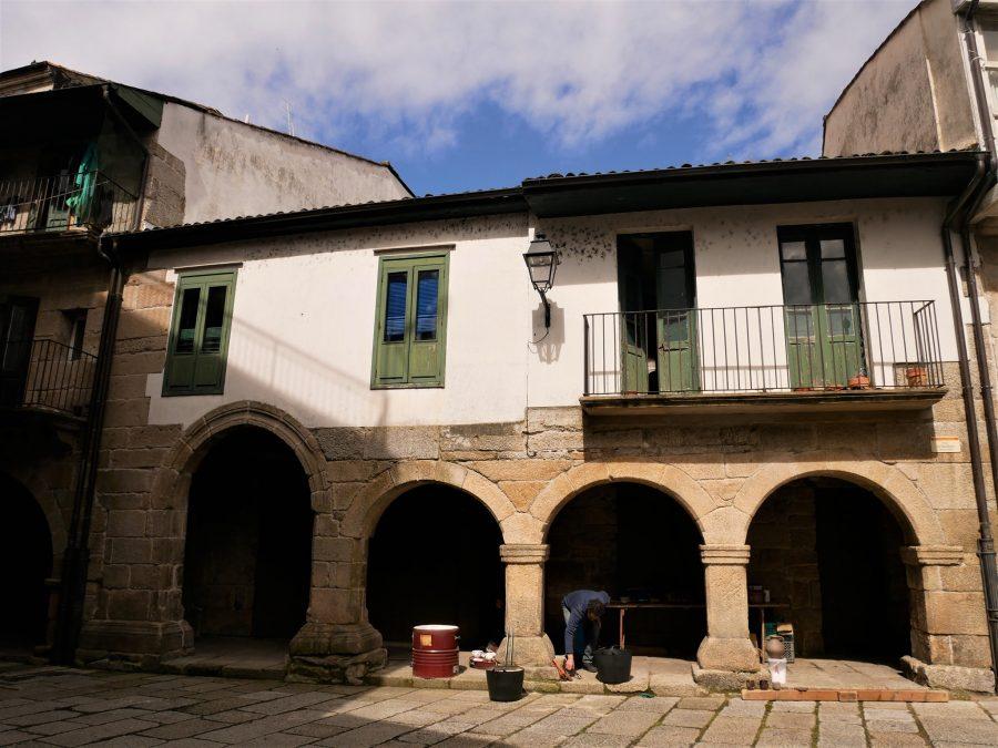 Casas de la Judería de Ribadavia