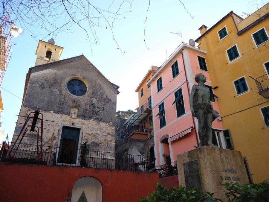 Corniglia, qué ver en Cinque Terre