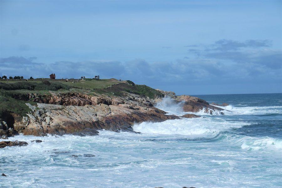 El Atlántico en A Coruña