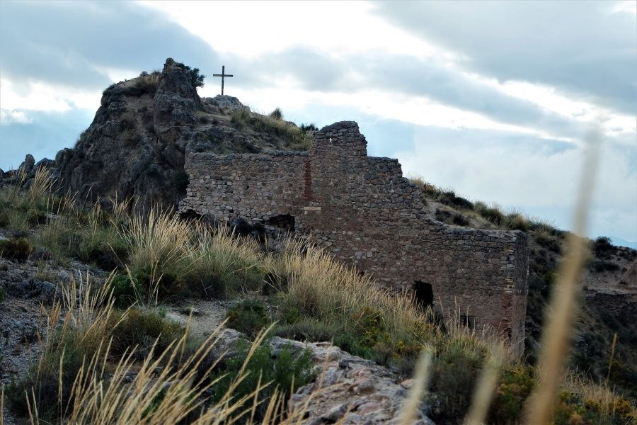 El castillo de Mondújar