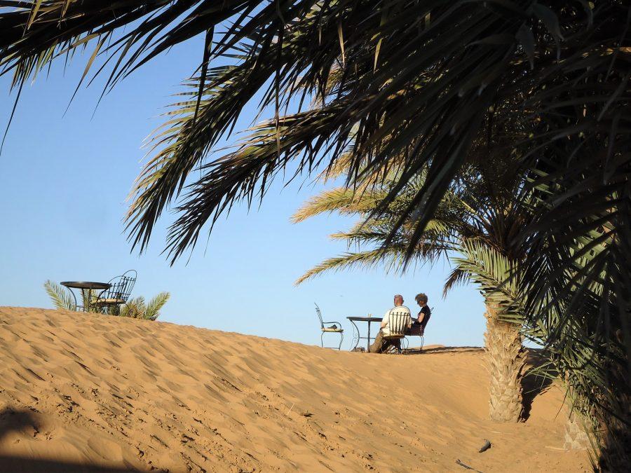 Merzouga, dormir en jaima en el desierto de Marruecos