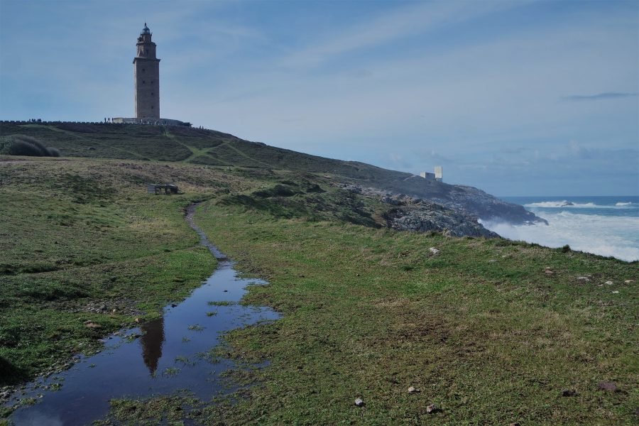 Qué ver en A Coruña, Torre de Hércules