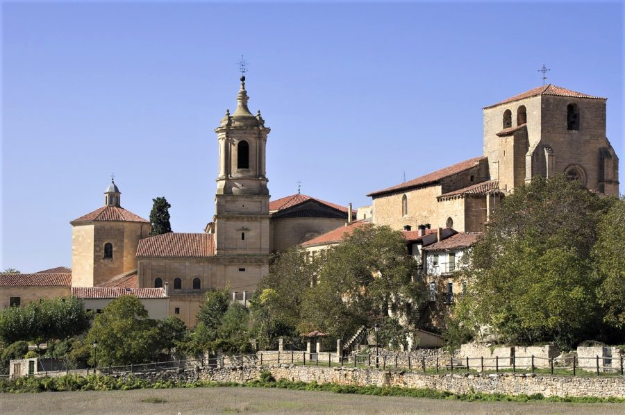 Santo Domingo de Silos en Burgos