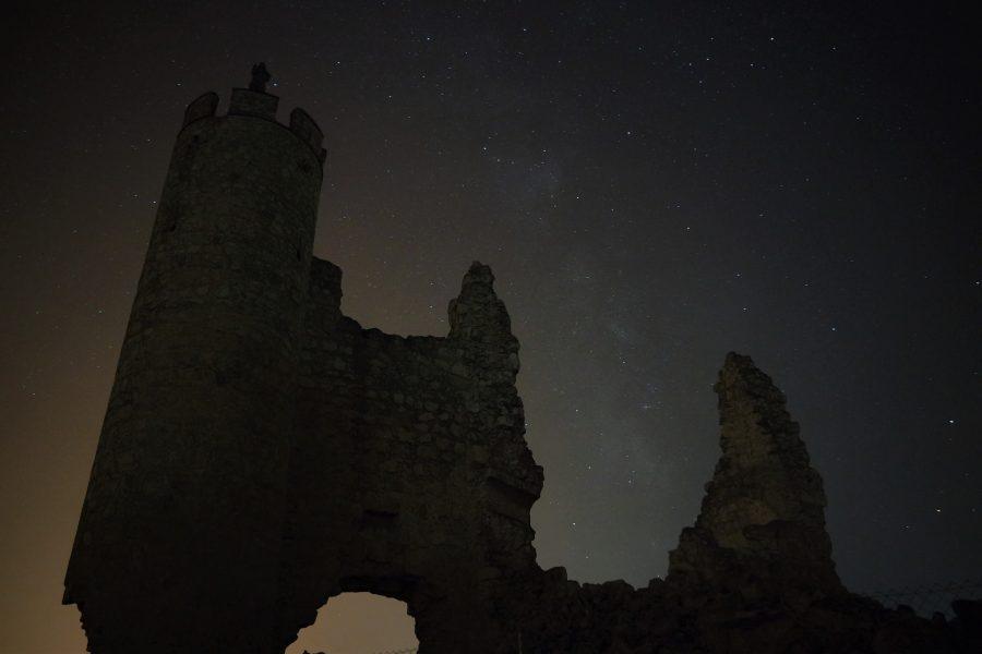 Vía Láctea, lugares para ver las estrellas en España