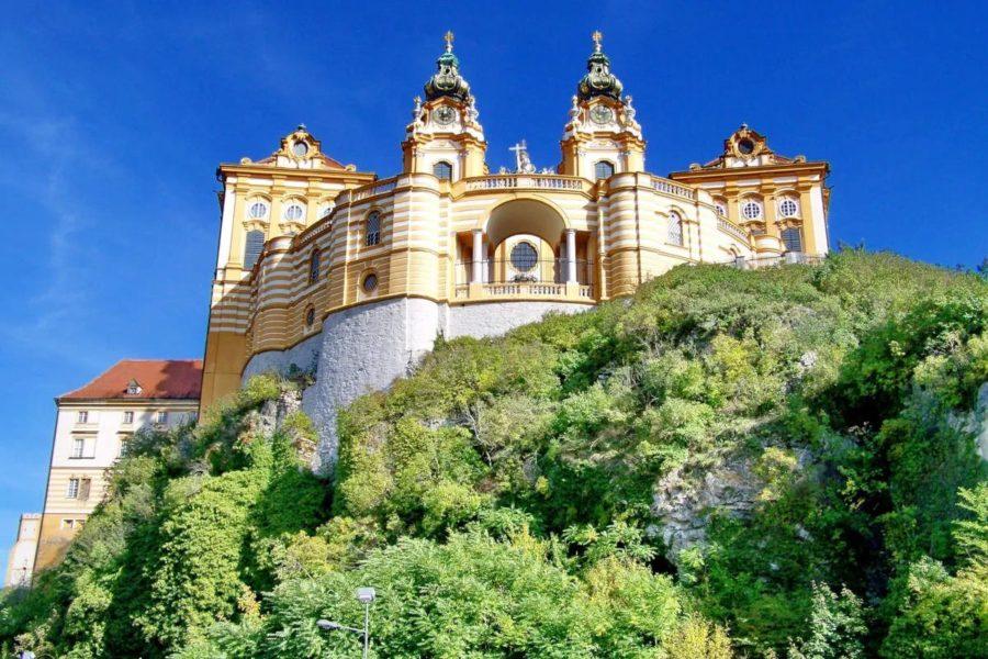 Abadía de Melk, qué ver en Austria en 10 días
