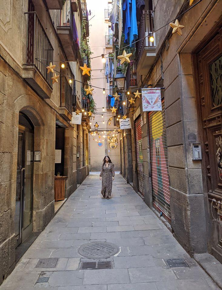 Calles del Born, Barcelona