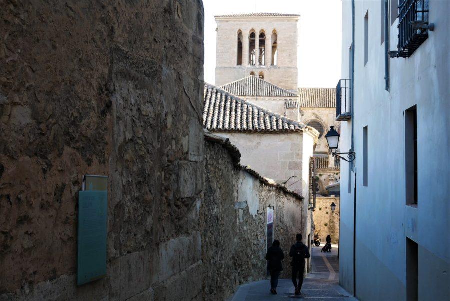 Casco viejo de Cuenca