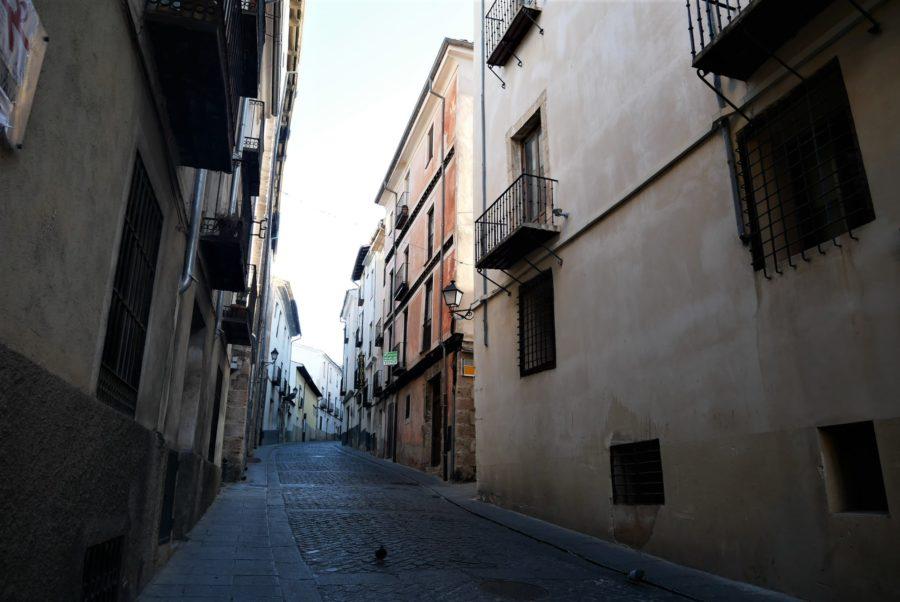 Centro histórico de Cuenca