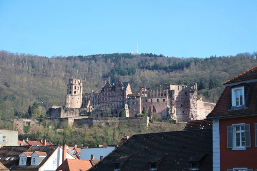 El castillo de Heidelberg, qué ver en Heidelberg Alemania
