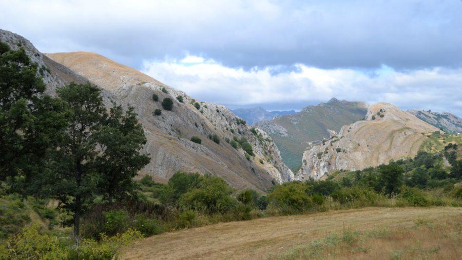 El entorno de Valporquero es ideal para el senderismo