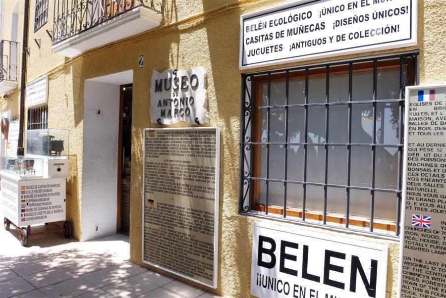 El museo del Belén