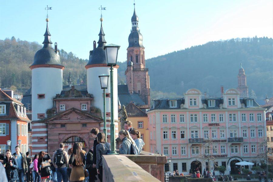 Heidelberg ciudad universitaria