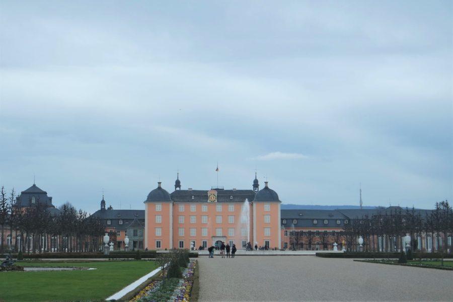 Palacio de Schwetzingen, Ruta Romántica en Alemania
