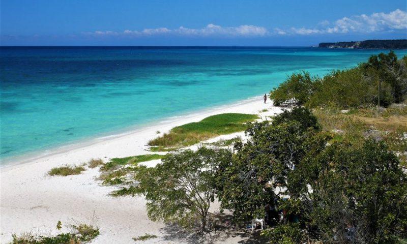 Playa de Bahía de las Águilas