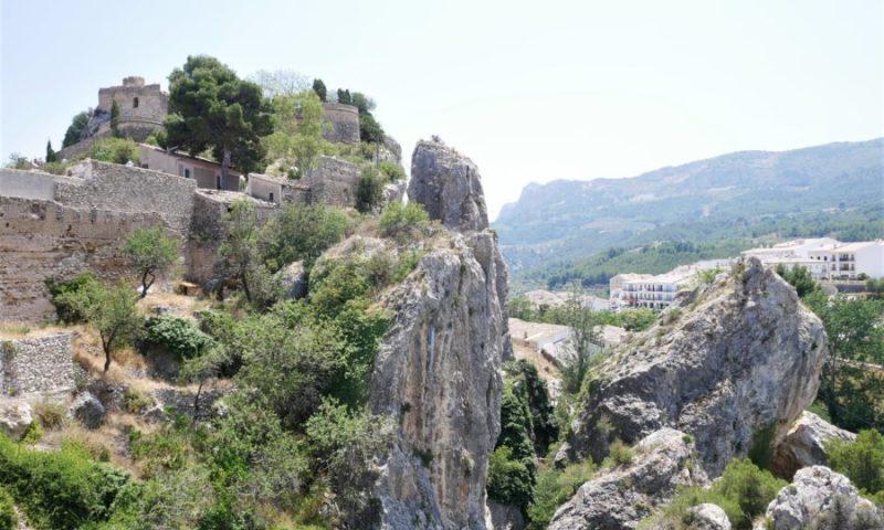 Qué ver en El Castell de Guadalest, pueblos más bonitos de Alicante